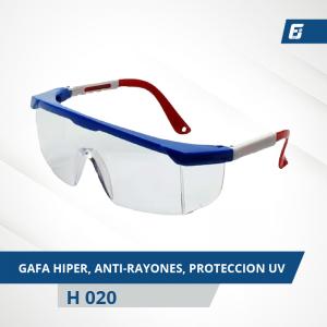 GAFA HIPER, ANTI-RAYONES H 020