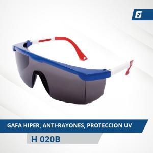 GAFA HIPER, ANTI-RAYONES H 020B