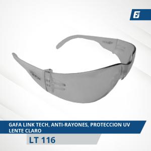 GAFA LINK TECH, PROTECCIÓN UV LT 116