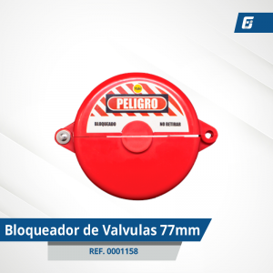 Bloqueador de Valvulas 77 mm