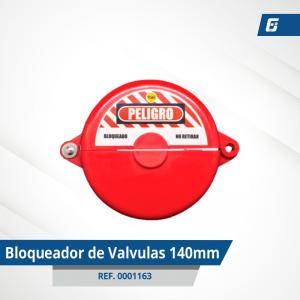 Bloqueador de Valvulas 140 mm